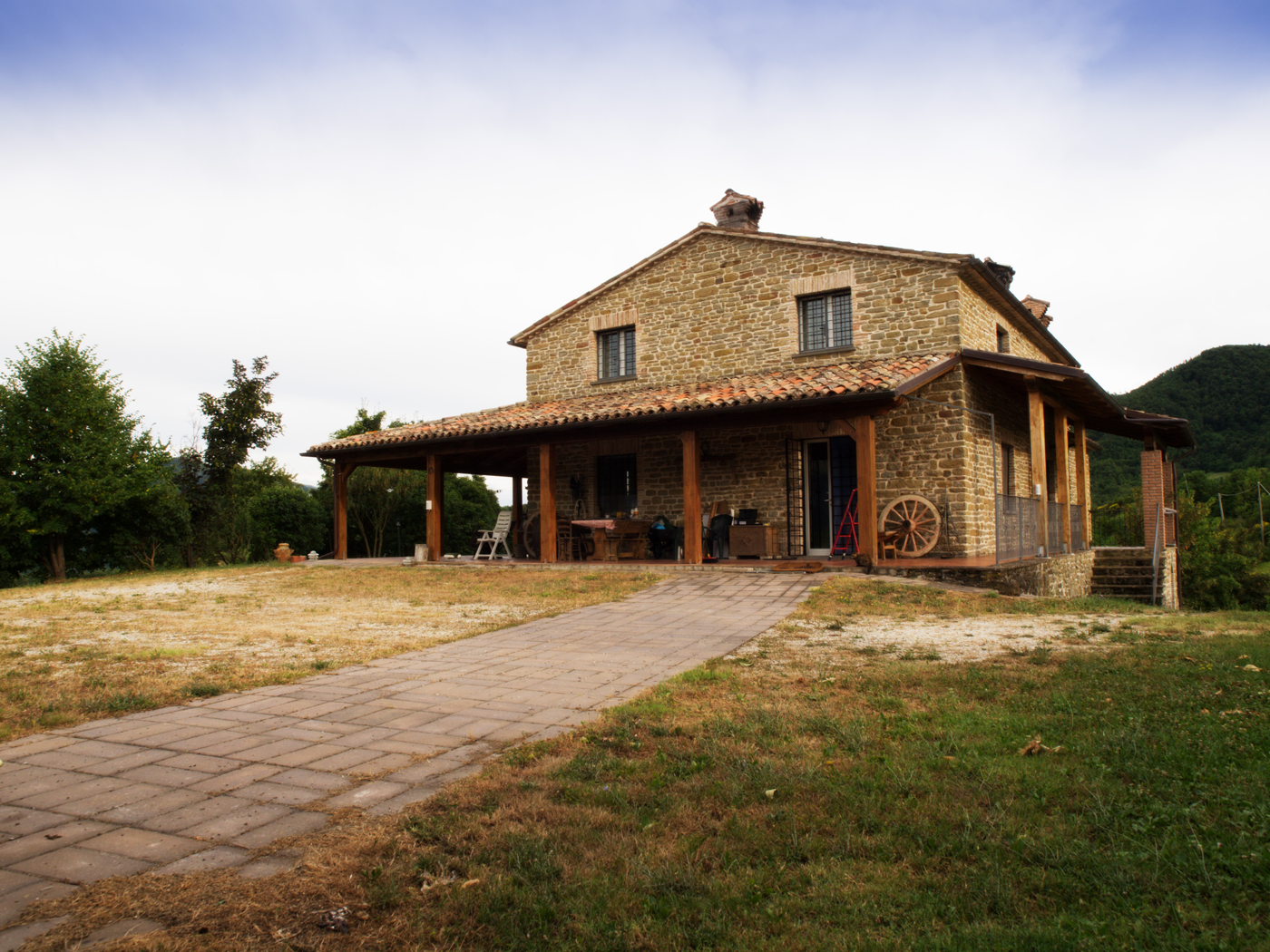 Sant'apollinare – Country Home – stone house