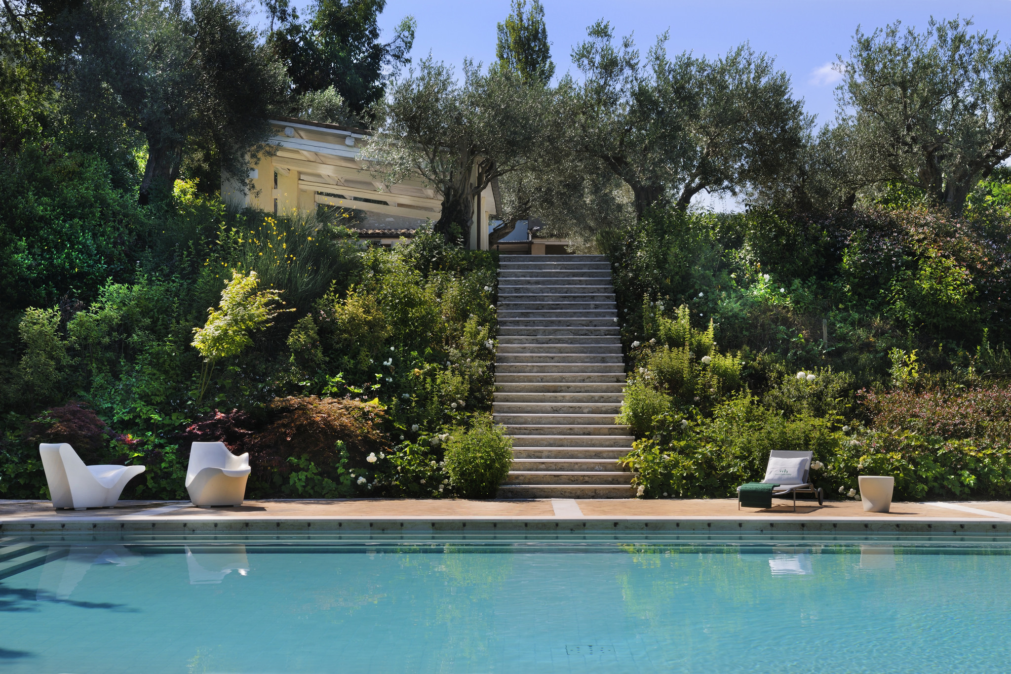 Villa Barcaglione – A luxury Villa in the middle of the vineyards