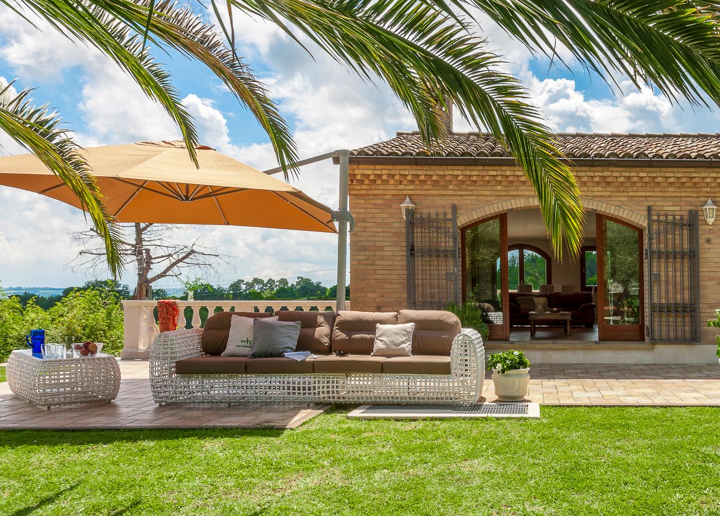 Villa Leone – close to the sea luxury Villa